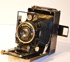 Voigtlander Avus 6x8 Plate view Camera with Scopar Lens F 4.5