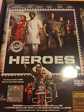 Heroes (Hindi DVD) (2008) (English Subtitles) ( Brand New Original DVD)