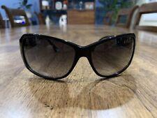 Authentic Coach Nina S494 Black Non-Prescription Sunglasses Excellent Condition
