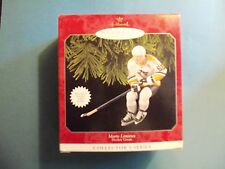 Hallmark Keepsake Ornament Mario Lemieux  1998  Pittsburgh Penguins