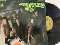 Sergio Mendes & Brasil '66 – Equinox LP 1967 A&M Records ‎– SP-4122 VG