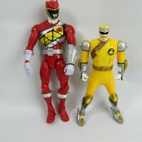 SCG PR and Bandai 2 pk Power Rangers Action Figurine dino charge Mighty Morphin