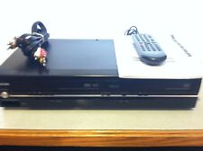 TOSHIBA SD-V296 TUNERLESS DVD VCR COMBO PLAYER & REMOTE, Manual, Cables