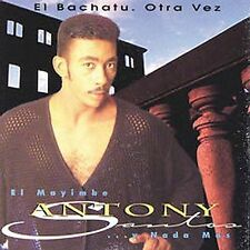 Santos, Antony : Mayimbe Y Nada Mas CD