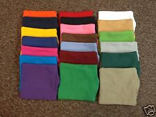 Cornhole Bags UNFILLED, empty bags, ready to fill and sew shut. ACA Reg. Bags