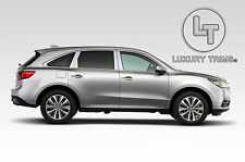 Acura MDX Stainless Steel Chrome Pillar Posts by Luxury Trims 2014-2017 (6pcs)