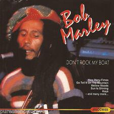 BOB MARLEY - Don't Rock My Boat: Early Years Recordings (EU 12 Tk CD Album)