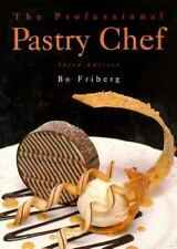 The Professional Pastry Chef (3rd Edition) by Friberg, Bo