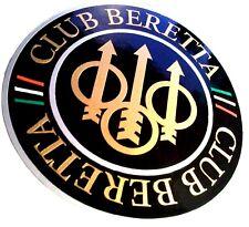 Beretta Vinyl Decal Sticker for Shotgun / Gun / Gun Safe / Cabinet /Car / BR6