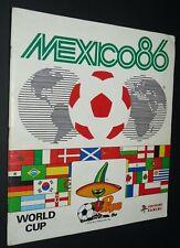 ALBUM PANINI FOOTBALL FIFA WORLD CUP MEXICO 86 COUPE MONDE 1986 COMPLET