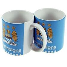 Manchester City Memorabilia Football Mugs & Tankards