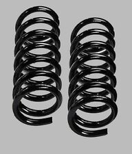 "Heavy Duty 1"" Lower Drop Lowered Front Coil Springs Chevy GMC Pick Up Truck Sale"