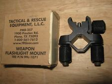 Weapon Flashlight Mount - Military Issue - Tactical & Rescue Equipment, LLC