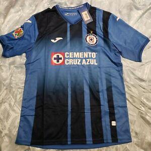 Cruz Azul 2021/2022 Joma Home Blue xlarge size...