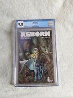 * Reborn #1 Cover H - McFarlane 1:25 Variant CGC 9.8  Image Comics *
