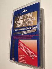 19660 RALLY AM/FM RADIO SIGNAL AMPLIFIER, FOR MAXIMUM AM/FM RECEPTION