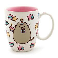 Gund 6000275 Pusheen the Cat Celebrate Birthday Mug