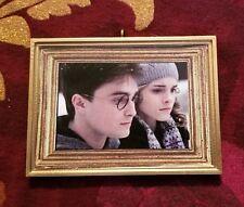 Hermione Granger & Harry Inspired Christmas Tree Ornament For Harry Potter Fans