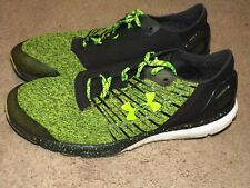 New listing Under Armour Charged Bandit 2 1273951-389 Green Running Sneakers Size US 14 Nice