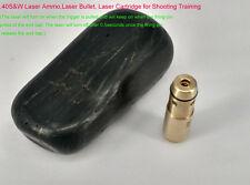 .40S&W Laser Ammo,Laser Bullet, Laser Cartridge for Shooting Training