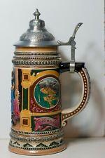 Antique Vintage German Beer Stein Made in Germany