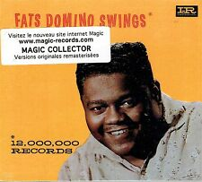 CD - FATS DOMINO -  Swings