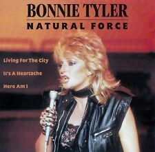 BONNIE TYLER : NATURAL FORCE / CD