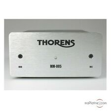 Thorens MM005 SILVER Preampli Phono MM-005 pour platine vinyle