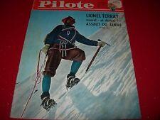 PILOTE MAGAZINE N° 127 29 MARS 1962 PILOTORAMA CAP CENTURY