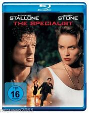 The Specialist [Blu-ray]Sylvester Stallone, Sharon Stone, James Woods *NEU&OVP*