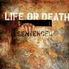 Life Or Death - Sentenced CD DEATH THREAT MERAUDER ALL OUT WAR COLD AS LIFE