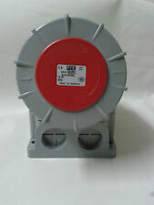 PCE 3 phase,IP67, 400V - 63Amp  Surface Mount Socket outlet - 5 pin 3P+N+E