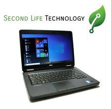 """Dell Latitude E5440 14"""" Core i5 4300U 128GB SSD 8GB Ram Webcam Windows 10 Pro"""