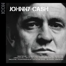 Icon by Johnny Cash (CD, Aug-2010,)Free Shipping!