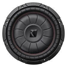 "New listing Kicker 43Cvt102 Compvt 10"" 800w Svc 2-Ohm Slim Shallow Car Subwoofer Sub Cvt10-2"
