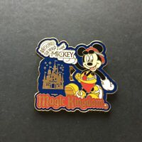 WDW - Around Our World With Mickey Magic Kingdom Disney Pin 40720