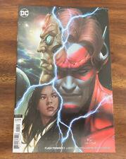 Flash Forward #1 - Variant Cover B (DC Comics) - FREE SHIPPING