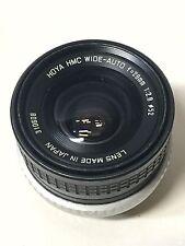 Hoya HMC Wide-Auto 28mm f/2.8 Lens
