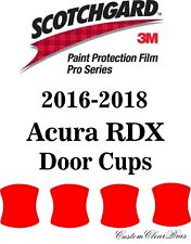3M Scotchgard Paint Protection Film Pro Series Clear 2016 2017 2018 Acura RDX