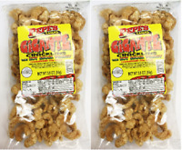 PEPE'S Gigante Chicharrones con Grasa con Salsa Picante 2 PACK 99 gr. c/u | Crac