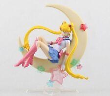 Anime Sailor Moon Figure Tsukino Usagi Action Figure Collectible Model Doll
