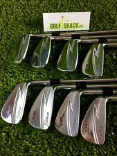 Titleist ZM Forged Irons 3-Pw with Project X 6.0 Stiff Flex Shafts (2285)
