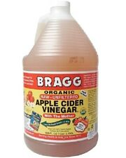 Bragg Organic Apple Cider Vinegar 3.78L with The Mother, Raw & Unfiltered
