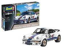 Revell 7685 1:24th scale Porsche 934 RSR Martini Racing Livery