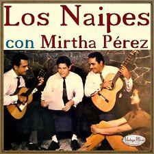 TRIO LOS NAIPES Y MIRTHA PEREZ iLatina CD #196 / Las Cerezas , El Errante ...