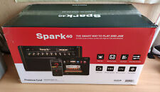 Positive Grid Spark 40 Guitar Bass Amplifier