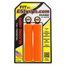 ESI Fit Xc Grips 130mm Orange