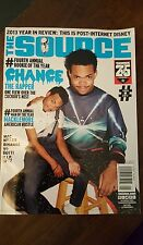 The Source Magazine Chance the Rapper Dec 2013/Jan 2014 Cover 2