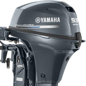 New Yamaha F9.9SMHB Outboard short shaft,manual start,tiller. Manf. 09/2020