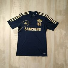 Chelsea football training shirts player issue size l adidas jersey